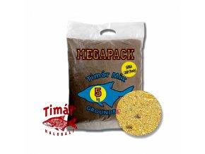 Megapack Carp Yellow