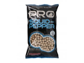 Starbaits Boilies PRObiotic Squid & Pepper