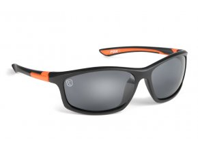 Black & Orange Sunglasses