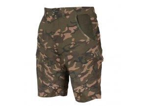 Camo Cargo Shorts 1