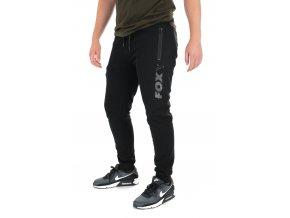 Black:Camo Print Jogger 1