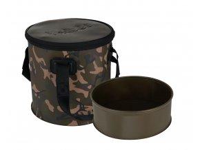 Fox kbelík s vložkou Aquos Camo Bucket & Insert