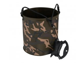 Aquos Camo Water Bucket