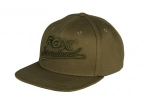 Khaki College Snap Back 1