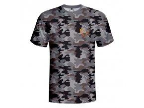 Simply Savage Camo T Shirt 1