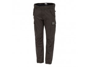 Simply Savage Cargo Trousers Grey