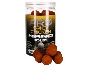 Starbaits PRObiotic Hard Boilies Spicy Chicken 200g