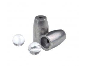 Stainless Steel Bullet Sinkers MS 1