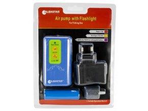 Air Pump with Flashligh 1