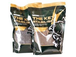 NashBait pelety The Key Feed Pellets 900g
