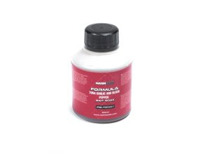 NashBait Formula Bait Soak 250ml (Varianta Tuna Garlic + Black Pepper)