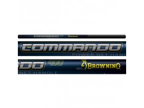 Browning podběráková tyč Commando Power Net Handle