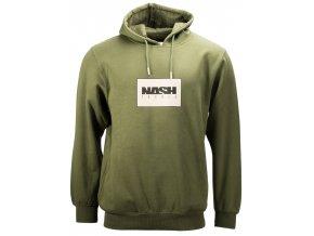 Nash mikina Green Hoody