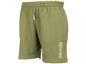 Nash kraťasy Green Jogger Shorts