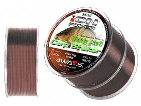 AWA-S vlasec iON POWER Carp Stalker 2x300m