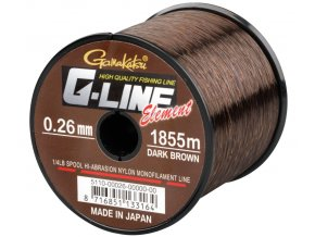 Gamakatsu vlasec G-Line Element Dark Brown