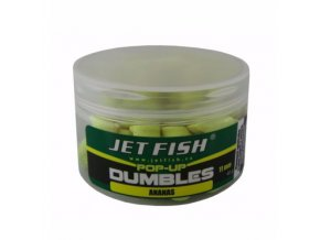 JET Fish Fluoro pop-up dumbels 11mm 40g
