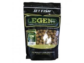 JET Fish Legend Range boilie Žlutý Impuls (Ořech/Javor)