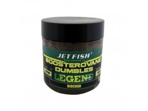 JET Fish Legend Range boosterované dumbles 14mm 120g