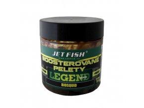 JET Fish Legend Range boosterované pelety Biosquid 120g