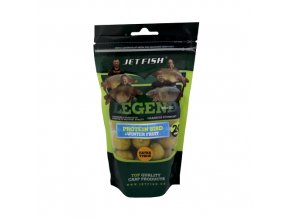 JET Fish Legend Range extra tvrdé boilie Protein Bird + Winter Fruit 250g