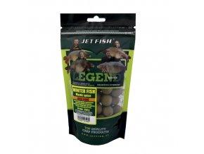JET Fish Legend Range extra tvrdé boilie Winter Fish (Mystic Spice) 250g