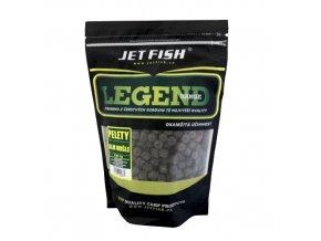 JET Fish Legend Range pelety Mušle 1kg