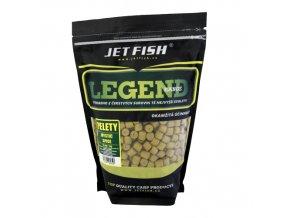 JET Fish Legend Range pelety Mystic Spice 1kg