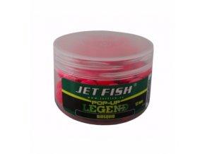 JET Fish Legend Range pop-up Biosquid