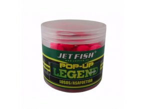 JET Fish Legend Range pop-up Losos/Asafoetida