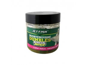 JET Fish Special Amur boosterované dumbles 14mm 120g