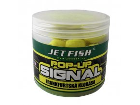 JET Fish Signal pop-up Frankfurtská klobása
