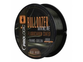 Bulldozer Fluorocarbon Coated Trans Green