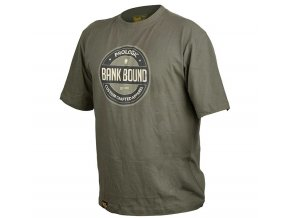 Bank Bound Badge Tee
