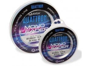 Quantum vlasec Quattron Mono Leader 50m