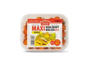 Rohlíkový boilies Maxi Mix