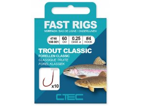 C Tec Fast Rigs Trout Classic 2
