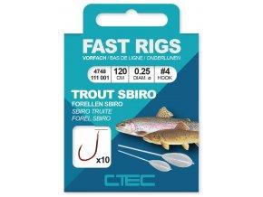 C Tec Fast Rigs Trout Sbiro 2