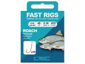 SPRO návazec C-Tec Fast Rigs Roach