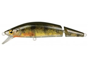 SPRO wobler Ikiru Jointed Floating Yellow Perch
