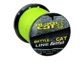 Black Cat šňůra Battle Cat Line Baitfish 0,55mm 80kg