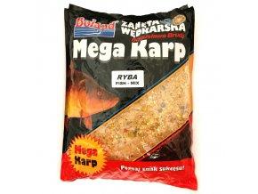 Boland krmítková směs Mega Karp 2,5kg Ryba