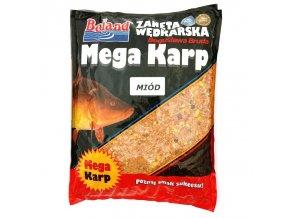 Boland krmítková směs Mega Karp 2,5kg Med