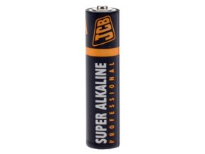 JCB Super alkalická baterie LR03/AAA