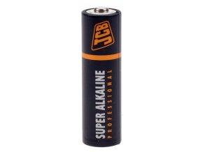 JCB Super alkalická baterie LR06/AA