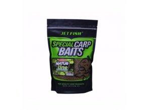 JET Fish Natur Line Pelety kukuřice 1kg