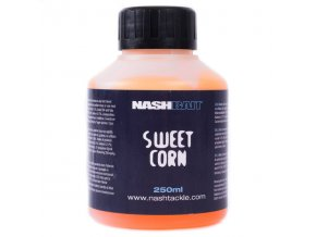 NashBait tekutý extrakt Sweetcorn Extract 250ml