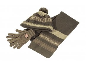 Nash set čepice šály a rukavic ZT Hat Scarf and Gloves Set