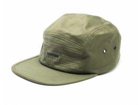 Nash kšiltovka Green 5Panell Cap