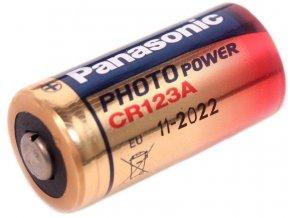 Nash baterie k příposlechu Siren R3/S5R (CR123A)
